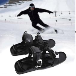 New Style Outdoor Sport Skiing Sled Snow Board Ski Boots Sho