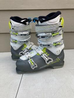 """Nordica NXT N4 W Adult Women's Ski Boots """"GOOD CONDITION"""""""