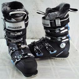 Rossignol Pure Pro 80 Used Women's Ski Boots Size 23.5 #2309