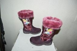 Shoe Boots Tote Snow Boots after Skiing Disney Size 24 Botas