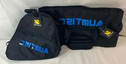 AUMTISC Ski Bag and Boot Bag Combo & Padded for 1 Pair of Sk